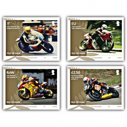TT Winners Set (Mint)