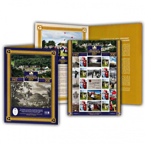 Tynwald 600 Commemorative Sheet and Folder (Mint)