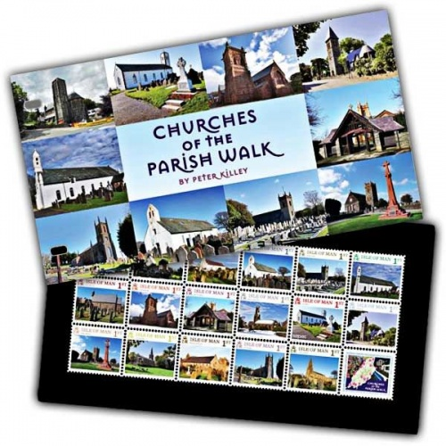 Churches of the Parish Walk Presentation Pack