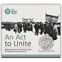1918 Representation of the People Act 2018 UK 50p Brilliant Uncirculated Coin