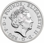 2020 Britannia One Ounce Silver Brilliant Uncirculated Coin