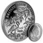 The Archipelago and Wildlife 2018 Cupro Nickel Coin