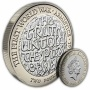 Armistice 2018 UK £2 Brilliant Uncirculated Coin