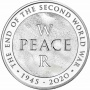 End of the Second World War 2020 £5 Brilliant Uncirculated Coin