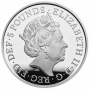 End of the Second World War 2020 £5 Silver Proof Piedfort Coin