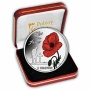 Falklands Liberation Lest We Forget 2017 Silver Coloured Coin