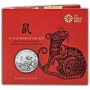 Lunar Year of the Rat 2020 UK £5 Brilliant Uncirculated Coin