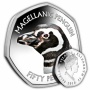 The Magellanic Penguin 2018 50p Cupro Nickel Coin
