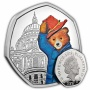 Paddington™ at St Paul's 2019 UK 50p Silver Proof Coin