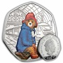 Paddington™ at the Station 2018 UK 50p Silver Proof Coin