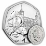 Paddington™ at the Tower 2019 UK 50p Brilliant Uncirculated Coin
