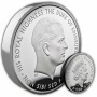 Prince Philip Celebrating a life of service 2017 UK £5 Silver Piedfort Proof Coin