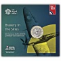RAF Centenary Spitfire 2018 UK £2 Brilliant Uncirculated Coin
