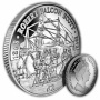 The 2018 Captain Robert Falcon Scott - Discovery Cupro Nickel Coin