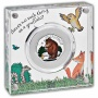 The Gruffalo and Mouse 2019 UK 50p Silver Proof Coin