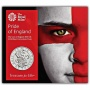 The Pride of England 2018 UK £5 Brilliant Uncirculated Coin