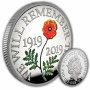 The Remembrance Day 2019 UK £5 Silver Proof Coin