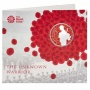 The Remembrance Day 2020 UK £5 Brilliant Uncirculated Coin