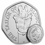 The Tailor of Gloucester 2018 UK 50p Brilliant Uncirculated Coin