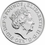 The White Horse of Hanover 2020 UK £5 Brilliant Uncirculated Coin