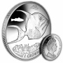 The Queen Triggerfish 2019 Cupro Nickel Coin