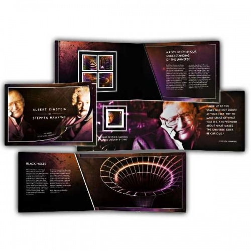 100 Years of General Relativity Prestige Booklet (CTO)
