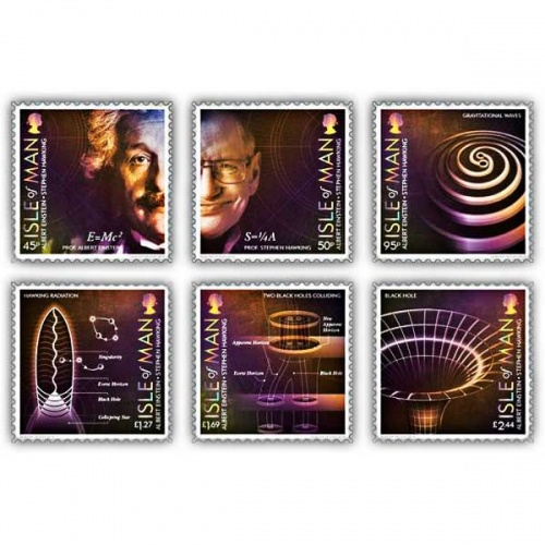 100 Years of General Relativity Set (Mint)