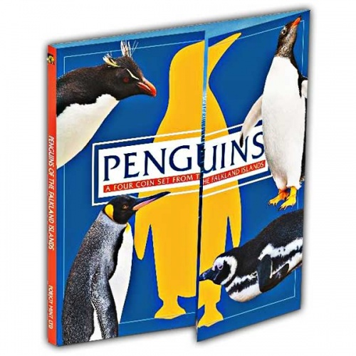 The Penguin 2017 50p Album