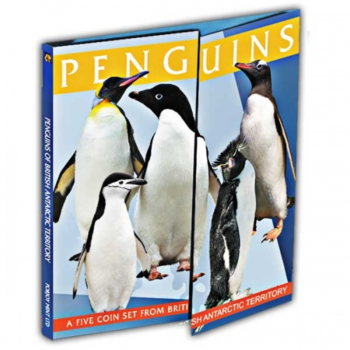 The 2019 Penguin 50p Collectors Album