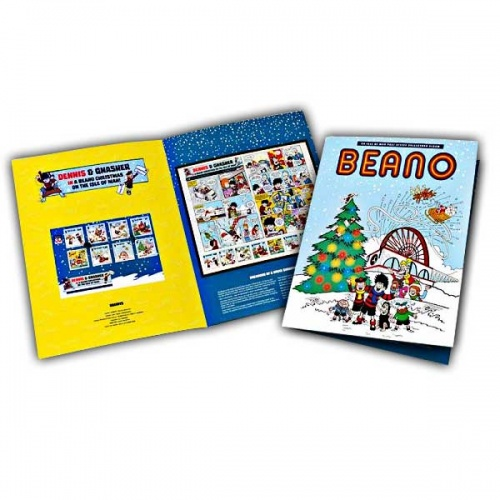 A Beano Christmas Collectors Album