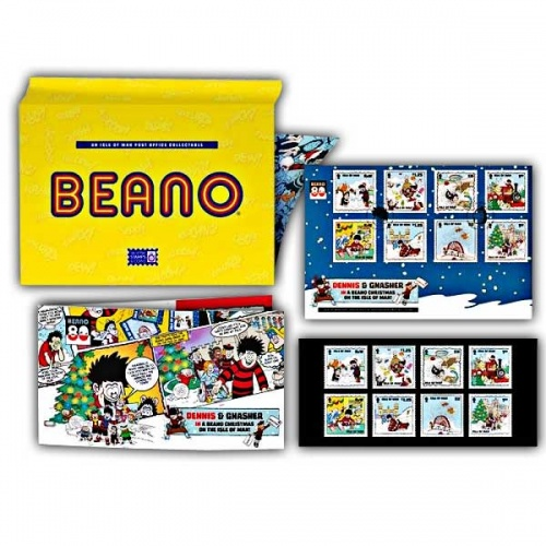 A Beano Christmas Fan Pack