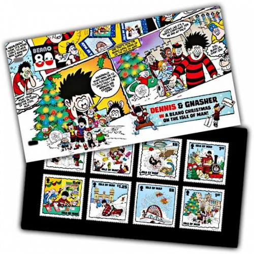 A Beano Christmas Presentation Pack