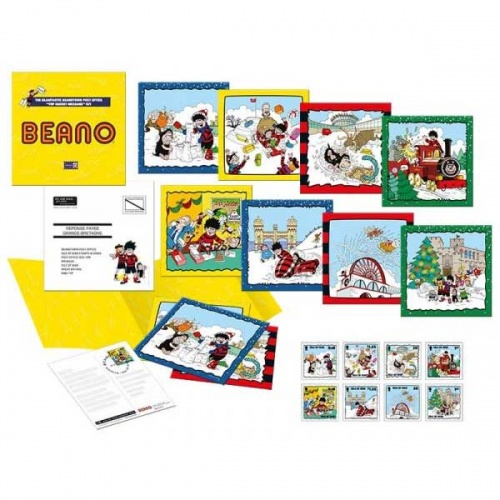 A Beano Christmas 'Top Secret Message' Kit