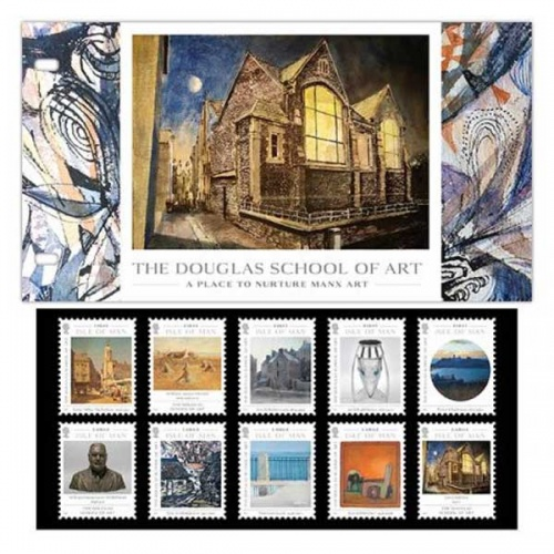 The Douglas School of Art Presentation Pack
