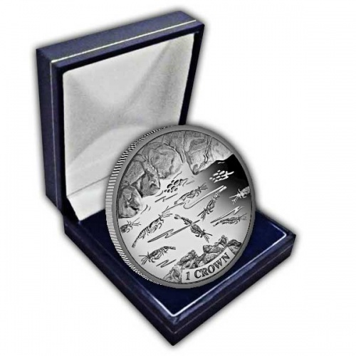 The Shrimp 2018 Cupro Nickel Coin