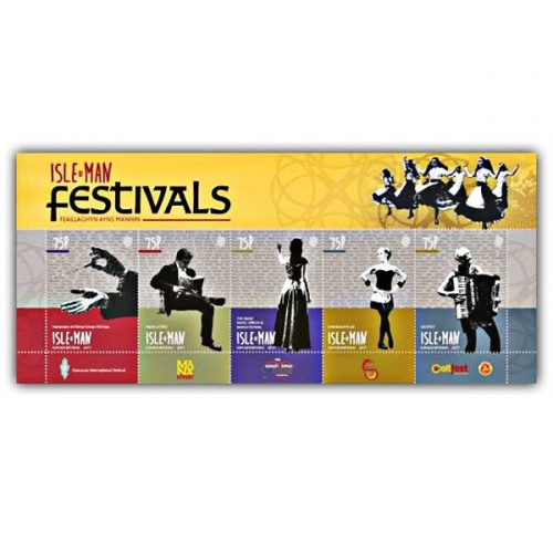 Isle of Man Festivals Miniature Sheet (Mint)