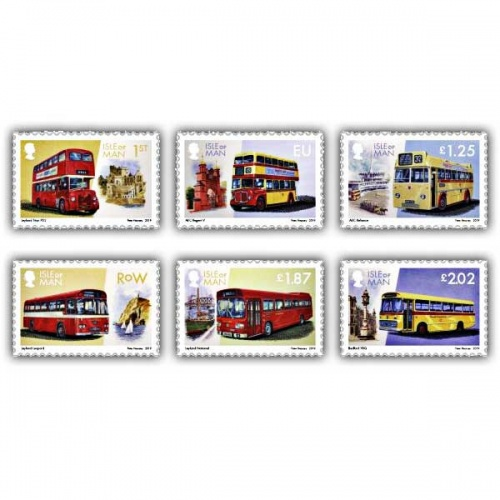 Manx Buses Part Three CTO Set