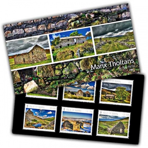 Manx Tholtans Presentation Pack