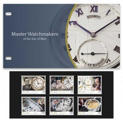 Master Watchmakers Presentation Pack