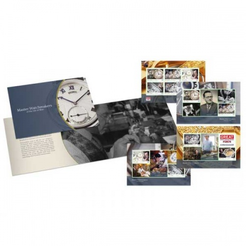 Master Watchmakers Prestige Booklet (CTO)