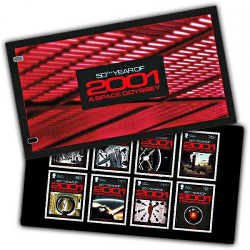 2001: A Space Odyssey Presentation Pack