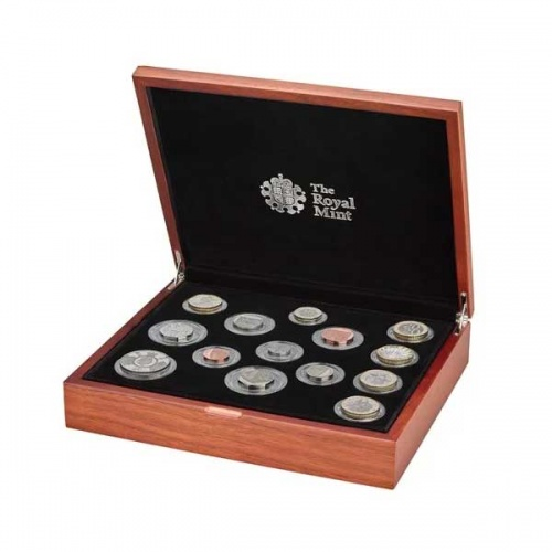 The 2020 United Kingdom Premium Proof Coin Set