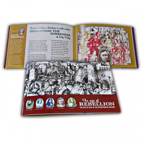 The Age of Rebellion Prestige Booklet (Mint)
