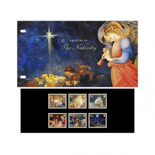 The Story of the Nativity Presentation Pack