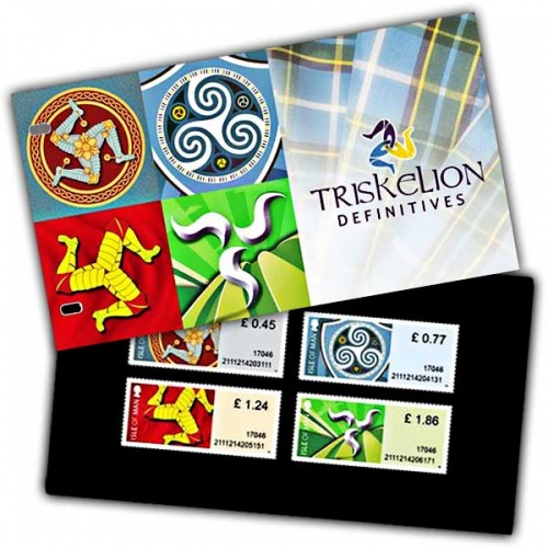 Triskelion Definitives Presentation Pack