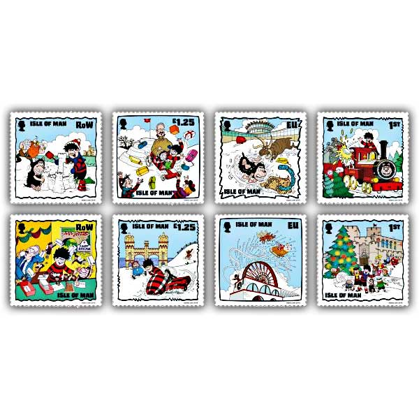 A Beano Christmas CTO Set