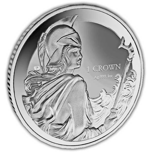 Britannia Rules the Waves 2017 Reverse Proof Silver Bullion