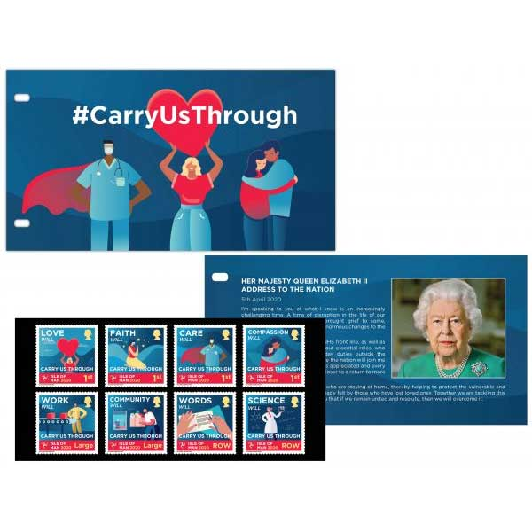 #CarryUsThrough Presentation Pack