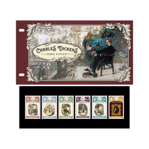 Charles Dickens One- Fifty Presentation Pack