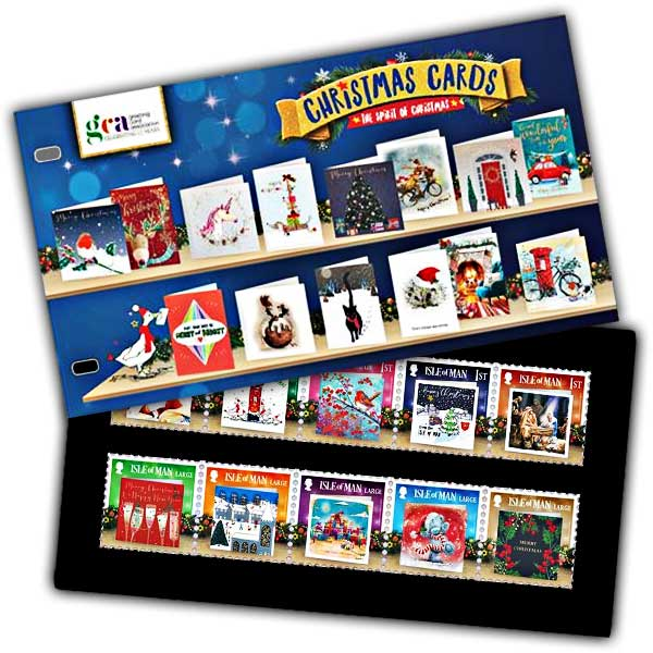 Christmas Cards Presentation Pack